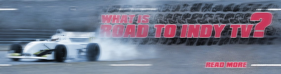 What is Road to Indy TV?