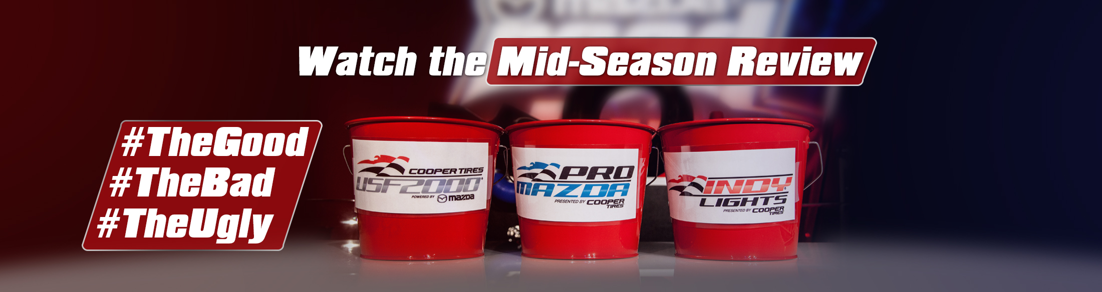 Road to Indy TV Mid-season Review