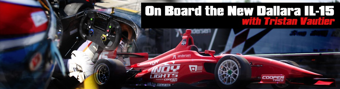 On-board with Tristan Vautier in the Dallara IL-15