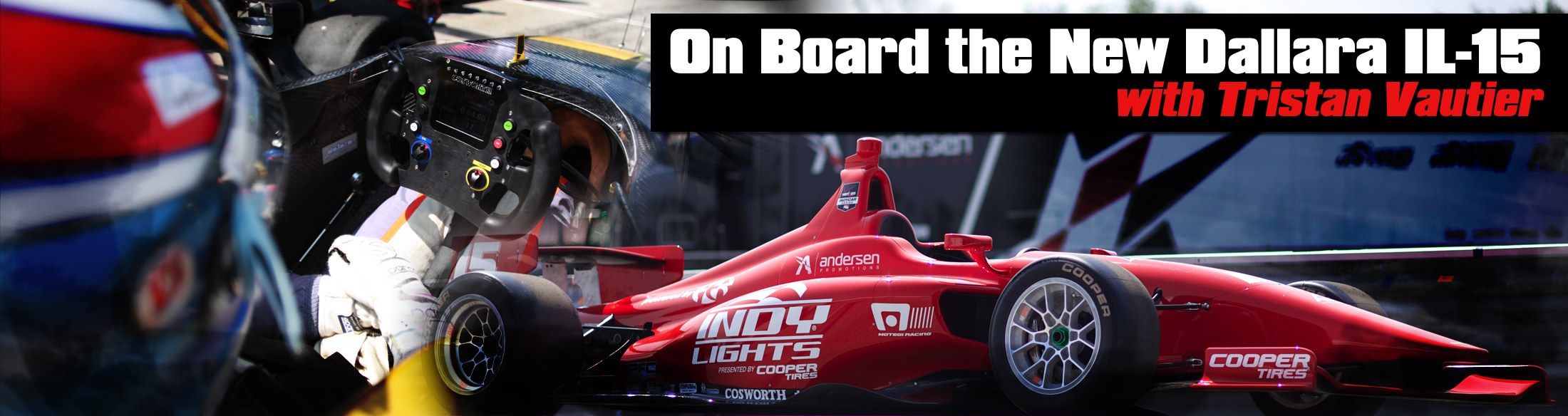 On-board the new Dallara IL-15